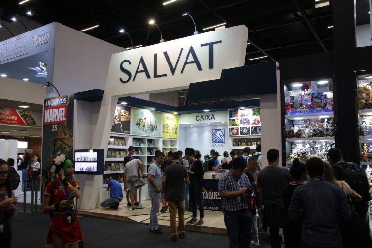 Editora Salvat - CCXP
